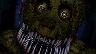 getlinkyoutube.com-Nightmare springtrap jumpscare?! (FNAF 4)