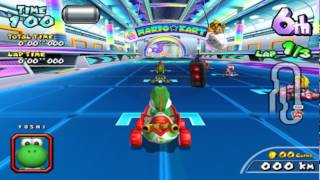 getlinkyoutube.com-Mario Kart Arcade GP 2 Rainbow Cup 150cc(First Half)