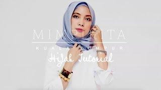 Hijab Tutorial: Nurul Zulkifli