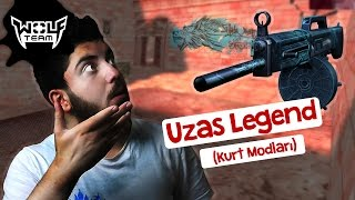 getlinkyoutube.com-UZAS LEGEND İSTİLASI!! - Wolfteam s2 Kurt vs İnsan