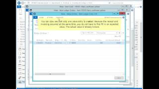 getlinkyoutube.com-Introduction to Microsoft Dynamics NAV 2013 R2: (06) Process Sales and Purchases