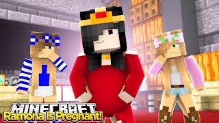 getlinkyoutube.com-Minecraft - Little Kelly : EVIL STEPMOM RAMONA IS PREGNANT!