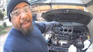 getlinkyoutube.com-CHECKING A BLOWN HEAD GASKET WITH NO SPECIALIZED TOOLS  (EASY 4 THE DIYer) DO IT YOURSELF SAVE$$$
