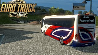 getlinkyoutube.com-Euro Truck Simulator 2   Marcopolo G7 Paradiso   Mod Bus Ecuador