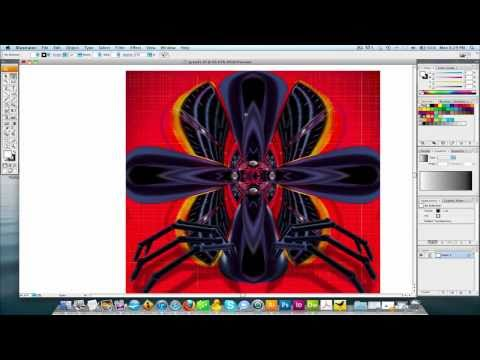Adobe Illustrator Tutorial - Setting Up A New Document
