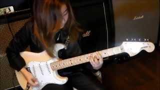 getlinkyoutube.com-Yngwie Malmsteen - Trilogy Suite Op. 5 (第一楽章) 桜花 Sakura 12years old.
