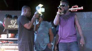 getlinkyoutube.com-Sarkodie made KNUST roar @ Legacy Night