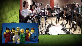 Voice Recording - LEGO Ninjago - DVD Bonus
