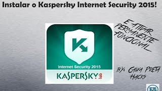 getlinkyoutube.com-[TUTORIAL] Baixar, Instalar e Ativar Kaspersky 2016