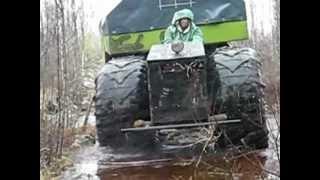 getlinkyoutube.com-trattore autocostruito 33cv un mostro