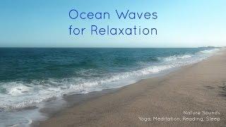 getlinkyoutube.com-Nature Sounds Ocean Waves for relaxation, yoga, meditation, reading, sleep, study [ Sleep Music ]