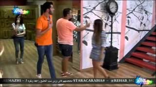 getlinkyoutube.com-حديث بين سهيله ودينا ومروان ونسيم  بعد اتصال تليفون دينا  يوم السبت 24-10-2015