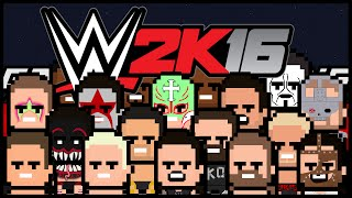 getlinkyoutube.com-WWE 2K16 | Universe Mode - The Draft (Series 1)