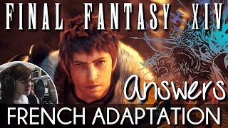 ♈ [French] Answers - Final Fantasy XIV (Acoustic) width=