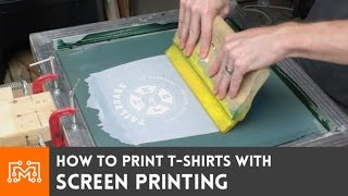 getlinkyoutube.com-Screen Print your own t-shirts // How-To