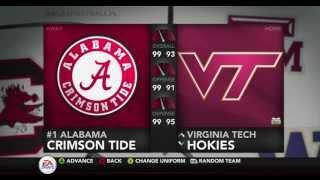 getlinkyoutube.com-Top 10 Teams in NCAA Football 14 (Best Teams on Game) by Moss2Chappy