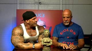 getlinkyoutube.com-RICH AND RIC talk about Rich's STEROIDS back in the day and NOW
