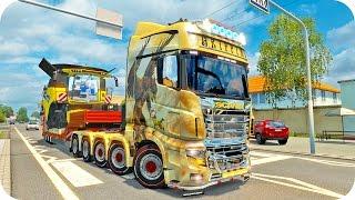 getlinkyoutube.com-Scania 2000HP 10x8 Tuning ETS2 (Euro Truck Simulator 2)