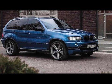 BMW x5 e53 4.6is с громкой акустической системой PRIDE SQ с вложением более 1.000.000