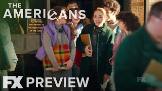 getlinkyoutube.com-School's Out | The Americans Season 5 Promo | FX