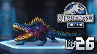 Evolution Time || Jurassic World - The Game - Ep 26 HD