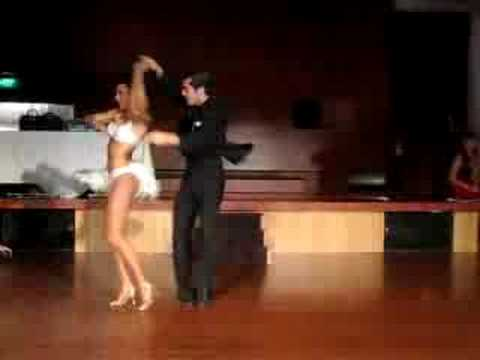 SALSA New York Style on2 - Performance by Oliver Pineda i Luda Kroitor