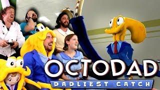getlinkyoutube.com-Octodad: Dadliest Catch is AWESOME! - 4-player co-op!