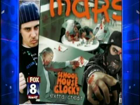 Fox 8 News - Horrorcore rap