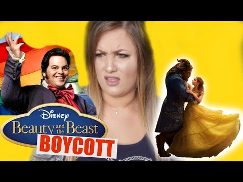 GAY CHARACTER?! Beauty and the Beast BOYCOTT RANT!