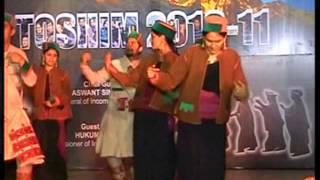 getlinkyoutube.com-Kinnauri folk dance AKSA Chandigarh
