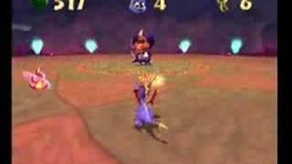 getlinkyoutube.com-Spyro: Enter The Dragonfly (Ripto Boss Battle)