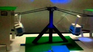 getlinkyoutube.com-METRO CABLE MAQUETA DE ROBOTICA