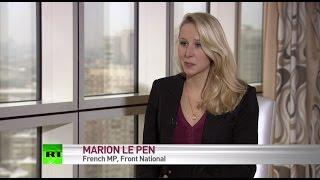 getlinkyoutube.com-We must choose between Assad and Islamists in Syria – Marion Le Pen