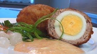 getlinkyoutube.com-Яйца по-шотландски . Очень вкусно!