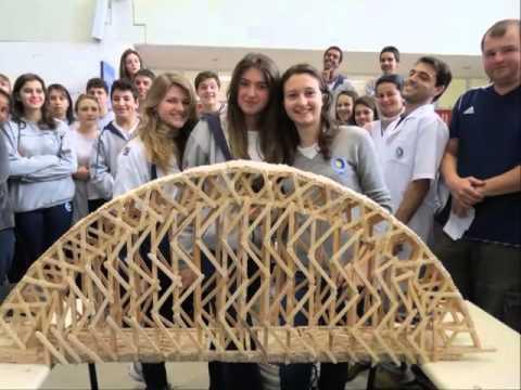 Concurso: Ponte de Palitos de Picolé.