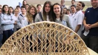 getlinkyoutube.com-Concurso: Ponte de Palitos de Picolé.