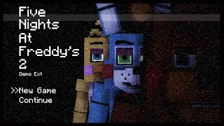 getlinkyoutube.com-FIVE NIGHTS AT FREDDY'S! - Map Exploration - Minecraft: Pocket Edition