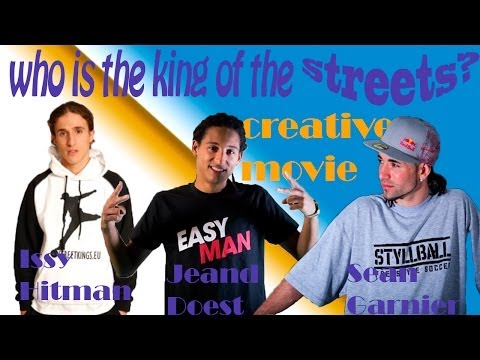 sean garnier issy hitman jeand doest who is the king of the streets