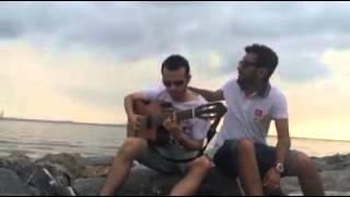 Abdullah Alhameem & Haidar Guitara | 2014 | عبدالله الهميم و حيدر كيتارا - احبهم ليش خلوني