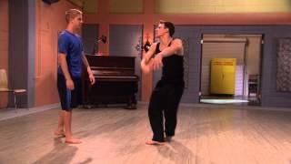 getlinkyoutube.com-The Next Step - Extended Eldon vs. Hunter Dance Battle
