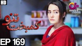 Kambakht Tanno - Episode 169 | A Plus ᴴᴰ Drama | Shabbir Jaan, Tanvir Jamal, Sadaf Ashaan