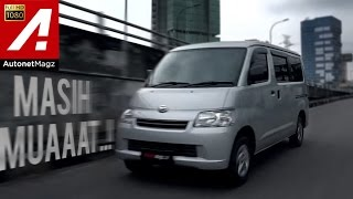 getlinkyoutube.com-Review Daihatsu Gran Max test drive by AutonetMagz