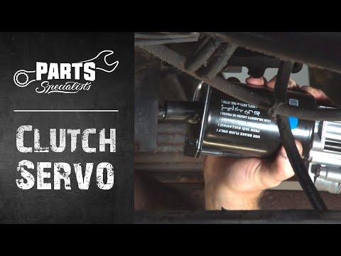 Austausch des Kupplungsnehmer- und des Kupplungsgeberzylinders bei einem LKW – The Parts Specialists