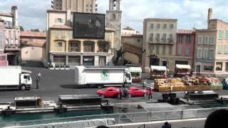 getlinkyoutube.com-Walt Disney Studios Paris - Moteurs... Action! Stunt Show Spectacular HD