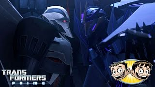 Transformers Prime: The Game - Starscream Vs. Soundwave - SoooMungry Vs. Erictron