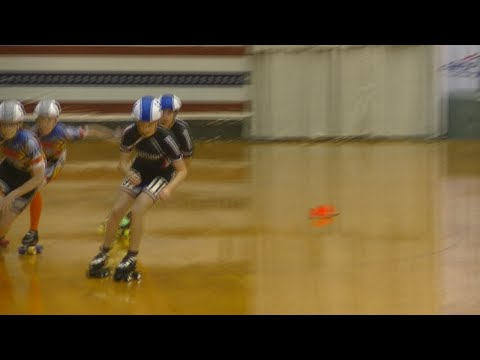 2014 Indoor Nationals - Senior 2 Woman Quad Finals