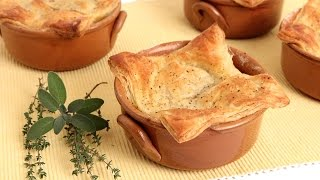 getlinkyoutube.com-Mini Turkey Meatball Pot Pies - Laura Vitale - Laura in the Kitchen Episode 837