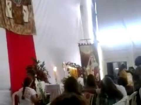 PENTECOSTES UBERABA 2013 - BENO DO SANTSSIMO - TO SUBLIME SACRAMENTO