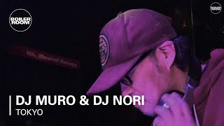 DJ Muro & DJ Nori Boiler Room Tokyo 5th Birthday DJ Set
