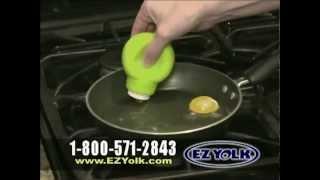 As Seen On TV - EZ Yolk - Direct Response Infomercial - 2013